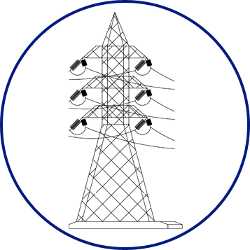 Pylons Non-marked chain structure